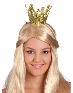 Kroon prinses van koninkrijk voor vrouw