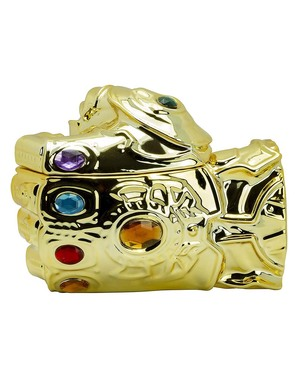Thanos 3D Tasse - Infinity Handschuh