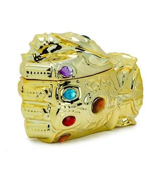 Mug Thanos 3D - Infinity Gauntlet