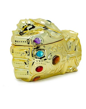 Taza de Thanos 3D - Infinity Gauntlet
