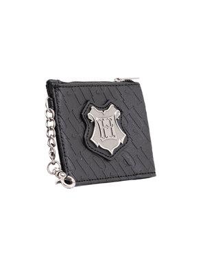 Porta-moedas Porta-cartões Harry Potter em preto - Harry Potter Legend Collection