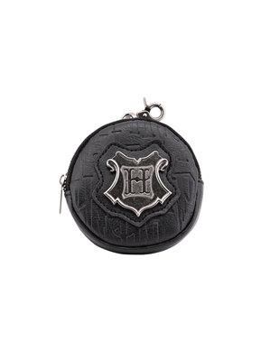 Porta-moedas redondo Harry Potter em preto - Harry Potter Legend Collection