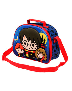 Harry Potter Character Lunch Bag