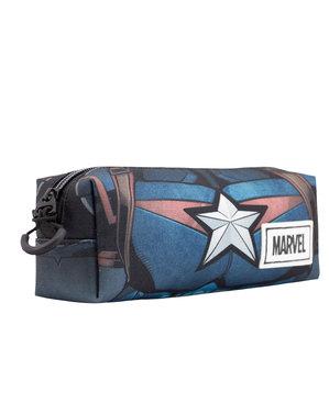 Captain America Chest Pencil Case