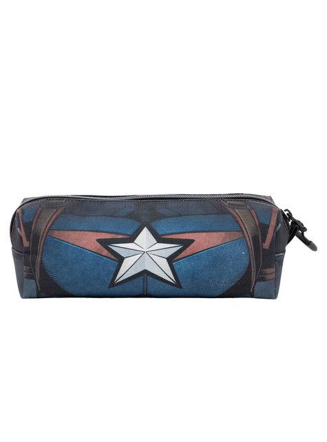 Estuche de Capitán America cuerpo