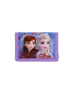 Frozen Wallet for Girls- Frozen