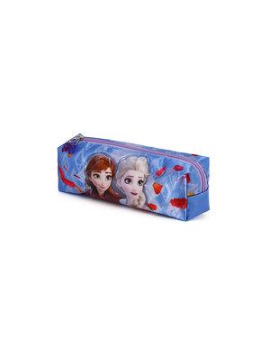 Elsa and Anna Frozen Pencil Case for Girls - Frozen