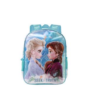 Sac à dos La Reine des neiges 2 turquoise fille - La Reine des neiges 2