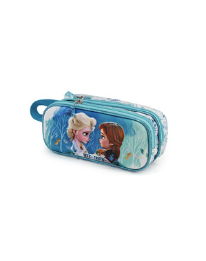 Estuche Frozen 2 turquesa para niña - Frozen 2