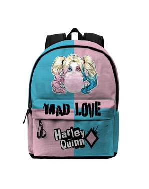 Mochila de Harley Quinn Mad Love
