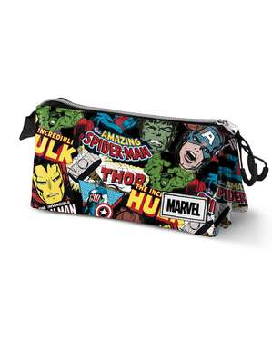 Marvel Character Pencil Case