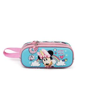 Trousse Minnie Mouse licornes