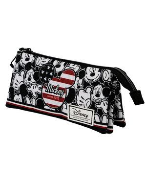 Mickey Mouse USA Pencil Case