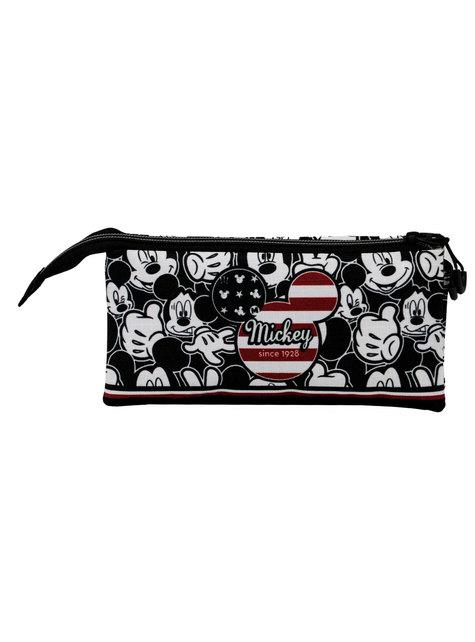 Estuche Mickey Mouse USA