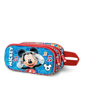 Mickey Mouse Music Pencil Case for Kids