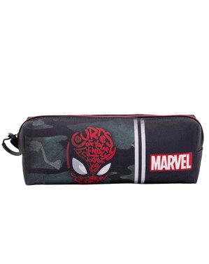 Estojo Homem-Aranha camuflagem - Marvel
