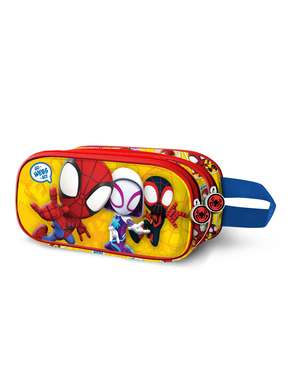 Spiderman Pencil Case - Spider-Man and His Amazing Friends