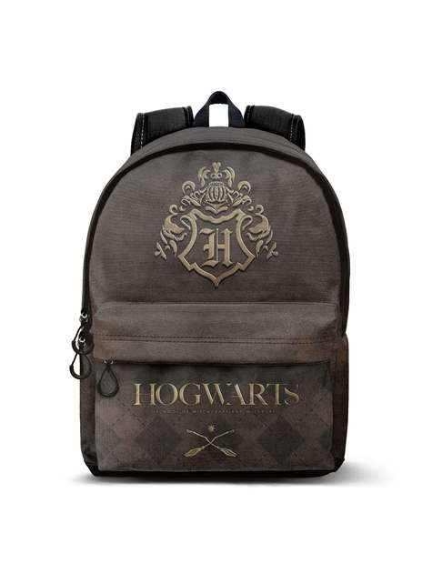 Mochila Hogwarts Gold - Harry Potter