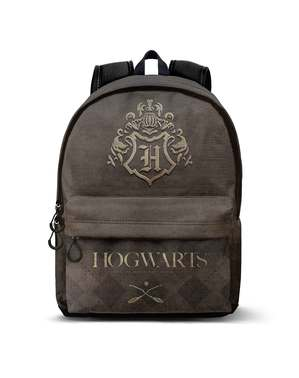 Hogwarts Gold Backpack - Harry Potter