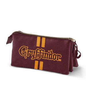 Gryffindor Oxford Pencil Case - Harry Potter