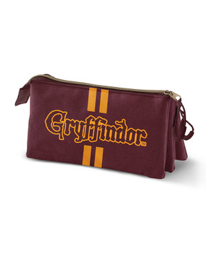 Trousse Oxford Gryffondor - Harry Potter