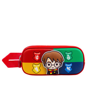 Piórnik Harry Potter Postacie