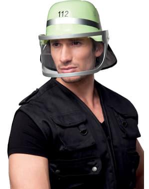 Adult's Rescue Fireman helmet