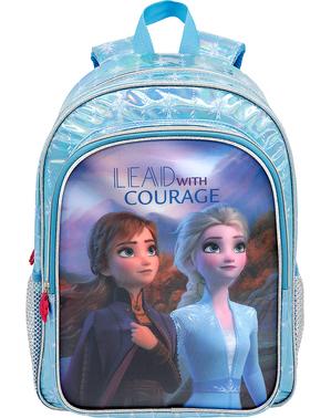 Zaino Frozen II effetto 5D