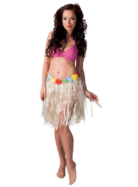 Hawajska spódniczka damska