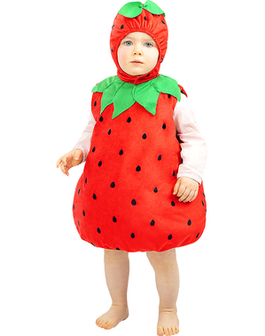 Strawberry Costume for Babies