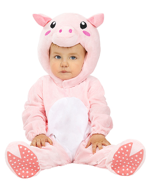 Pig Costume for Babies