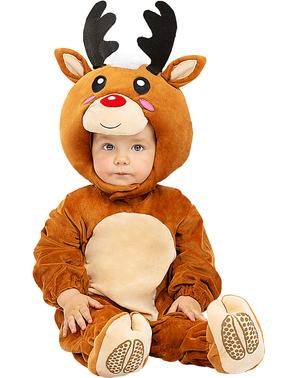 Maskeraddräkt Ren för bebis