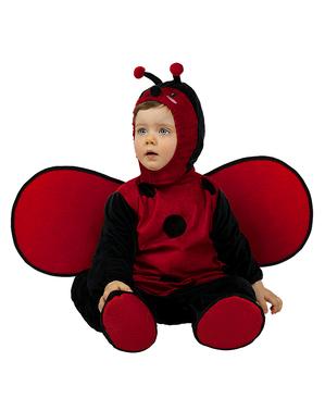 Costum de buburuză pentru bebeluși