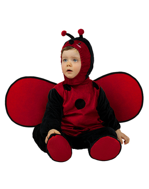 Ladybug Costume for Babies