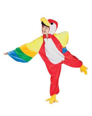Papegøyebamse Kostyme for Barn