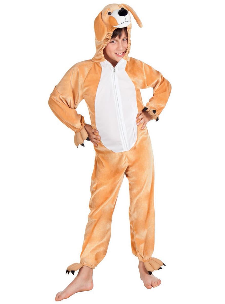 D guisement chien peluche enfant funidelia - Deguisement halloween chien ...
