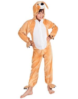Hunde Stofftier Kostüm für Jungen