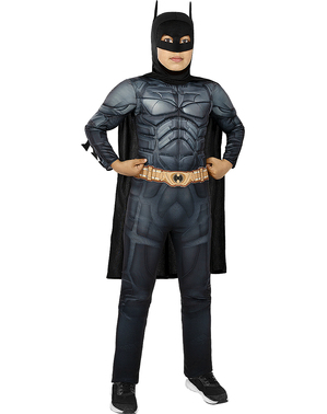 Kostým Batman TDK pre deti - Čierny rytier