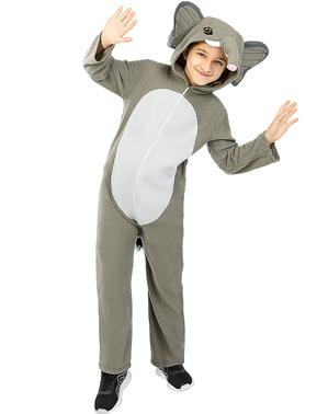 Costume da elefante per bambini