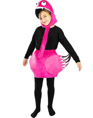 Flamingo Costume for Kids