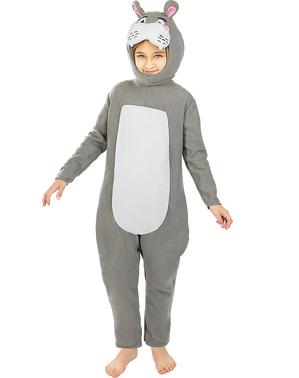 Nilpferd Kostüm für Kinder