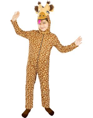 Disfraz de Jirafa para niños