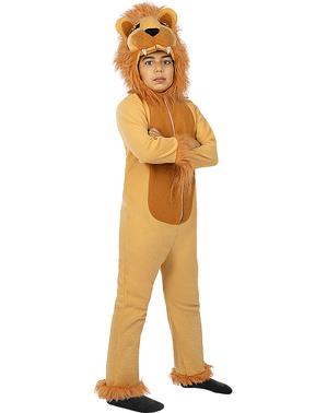Kostým lev pro děti