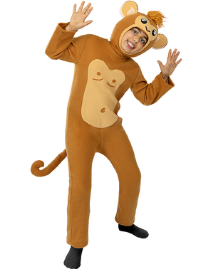 Disfraz de Mono para niños