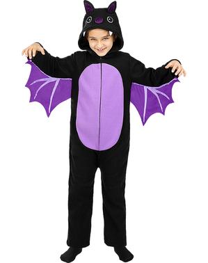 Kostým netopýr pro děti