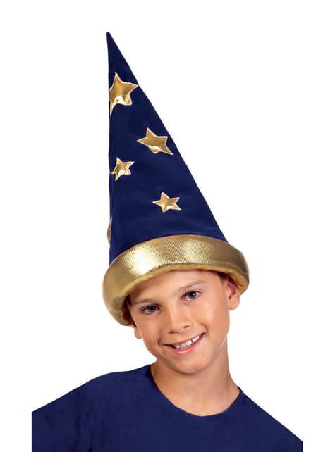Gorro de mago de cuento infantil - para tu disfraz