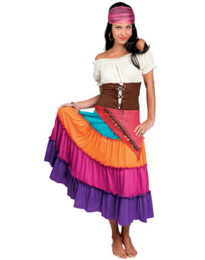 Woman's Tarot Gypsy Costume