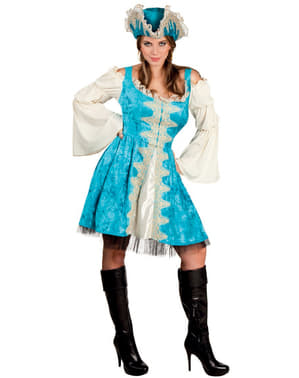 Woman's Deluxe Corsair of the Seas Costume