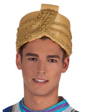 Turbante de sultão