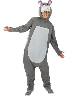 Disfraz de Hipopótamo